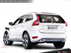 Volvo XC60 Plug-in Hybrid Concept2